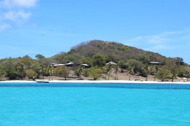A Caribbean hideaway on Petite St Vincent