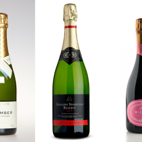 Raise a glass to English fizz