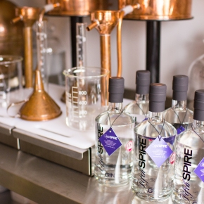 Lichfield gin is a win for local producers
