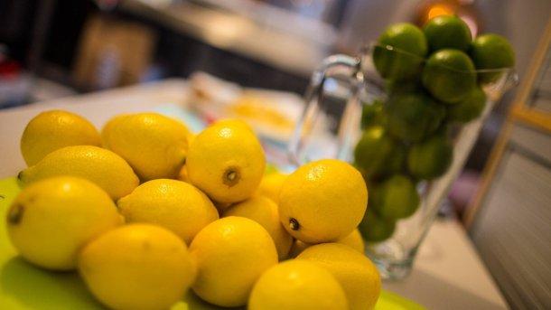 Fresh citrus fruit gives Fifth Spire its unique flavour