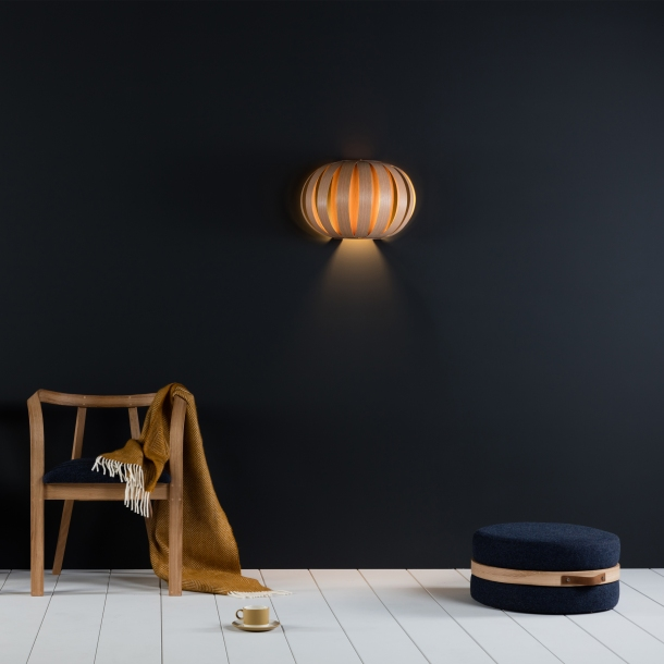 Tom Raffield Urchin light, £2345, Rume. www.rume.co.uk