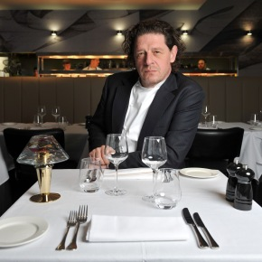 Marco Pierre White on life after the kitchen