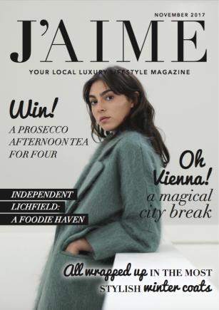J'AIME November 2017