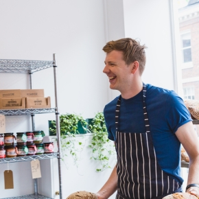 Lichfield's fabulous bakingboy