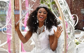 Beverley Knight earns her wings in Birmingham panto