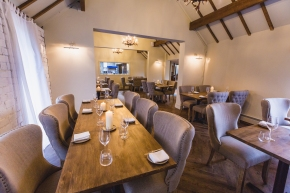 Fine dining with flair at The Boat Inn, Lichfield