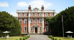 Seasonal fine dining at Lichfield's Swinfen Hall