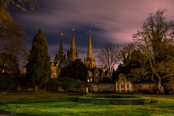 The spires at night.jpg