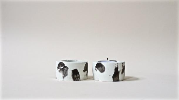 copperandsolder-tealight-holder-b&w