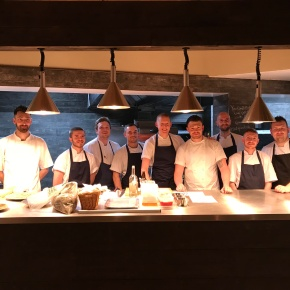 Will Holland and Liam Dillon shine for Sauce Supper Club