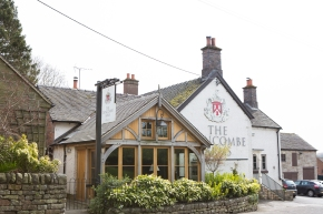 Rural dining with charm at The Duncombe Arms