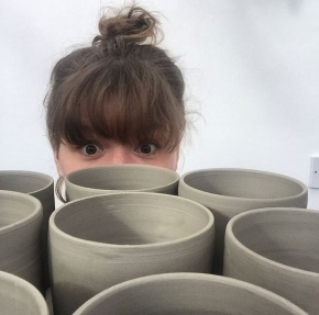 Contemporary ceramics from a Lichfield designer maker