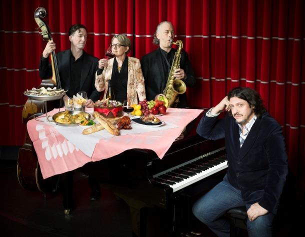 Jay Rayner's Jazz Quartet