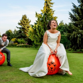 Shooting stars: celebrity snapper to wedding wonder for photographer Lisa Carpenter