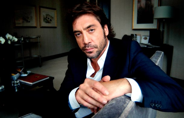 Spanish actor Javier Bardem