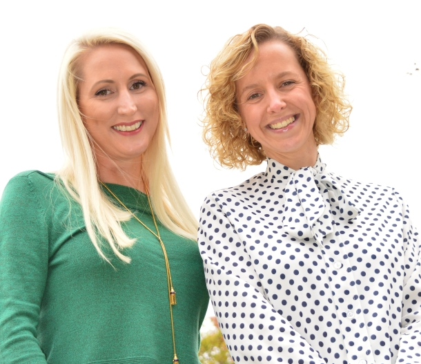 Jewellery experts Heather Callaway and Louise Ludlam-Snook