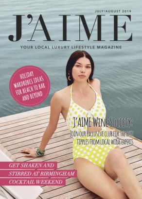 J'AIME July Aug 2019
